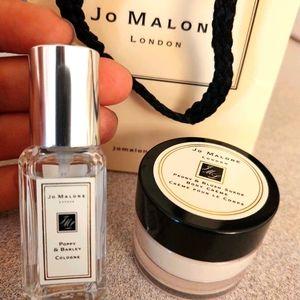 Jo Malone Poppy and Barley Spray & peony cream! BN